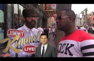 Drake chez Jimmy Kimmel