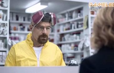 Walter White pharmacien